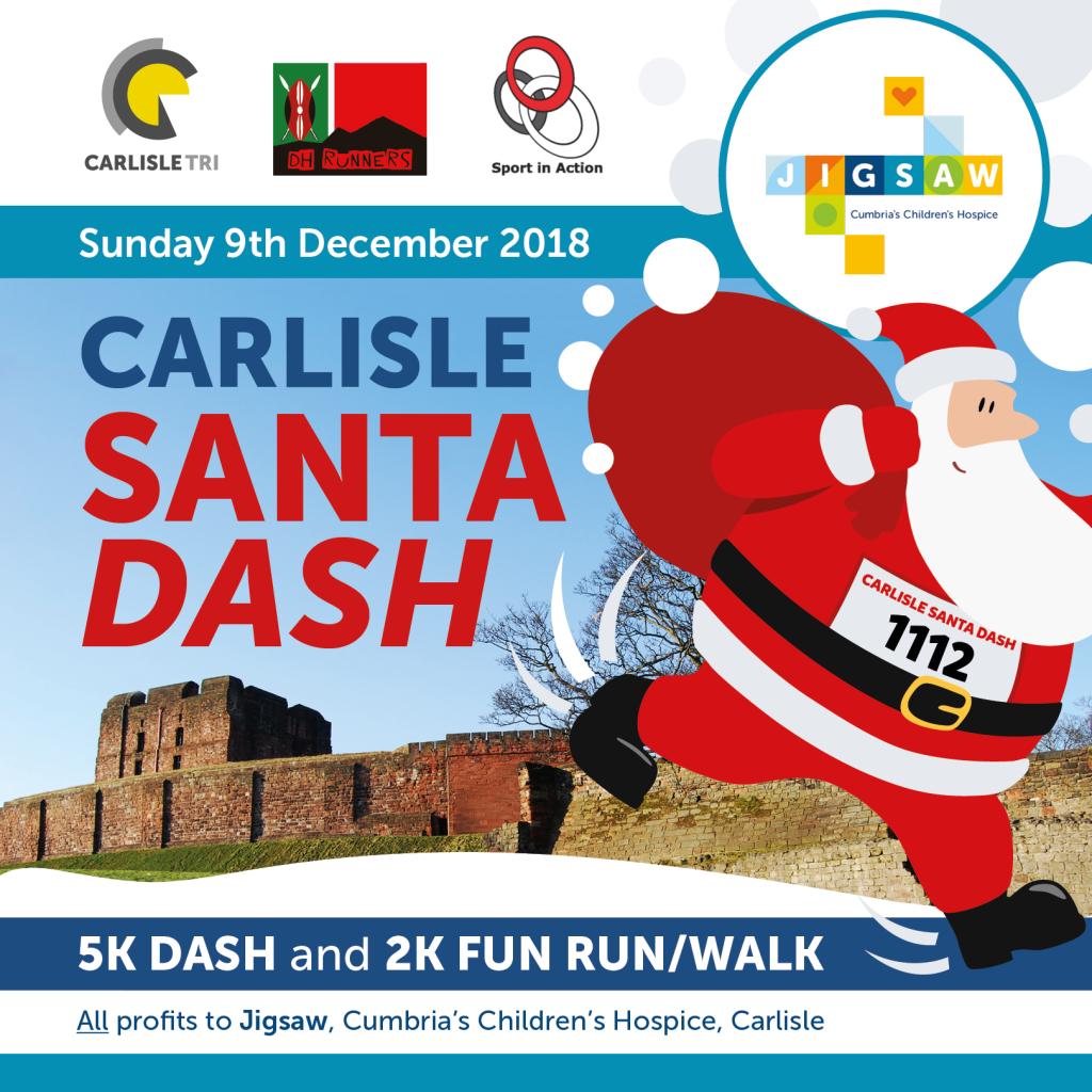 Carlisle Santa Dash Web Square 2018